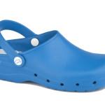 flotante azul