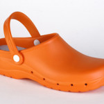 flotante naranja