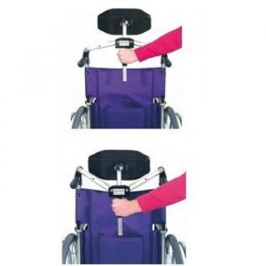 Reposacabezas universal plcab para sillas de ruedas en ortopedia plantia de donostia san sebasti n - Reposacabezas silla de ruedas ...