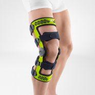 Rodillera estabilizadoras de rodilla; Sigue practicando tu deporte favorito.
