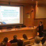 Jornada sobre atención pediátrica especializada en Ortopedia Plantia, de Donostia-San Sebastián