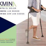 Muletas Kmina, Comodidad y Autonomía