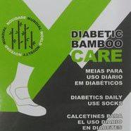 Calcetines de Bambú para Personas con Diabetes