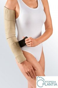 Prenda de compresión ajustable de forma individual Circaid, para el tratamiento del linfedema, enfermedades venosas y edema