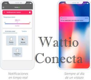 Wattio Conecta es un servicio domótico inteligente ideado para poder realizar un seguimiento a distancia del comportamiento de personas mayores que viven solas. Ortopedia Plantia de Donostia - San Sebastián ha llegado a un acuerdo con Wattio para conseguir un 10% de descuento a sus usuarios.