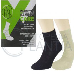Calcetín de Bambú para personas con Diabetes