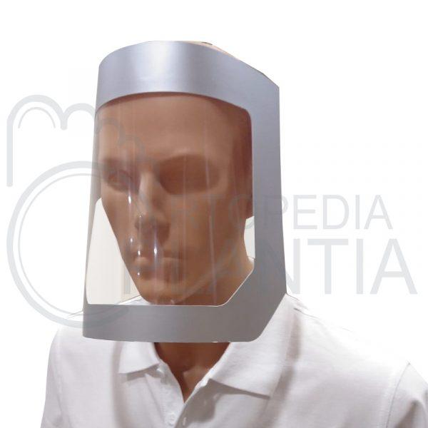 Visera facial de Protección para evitar contagios