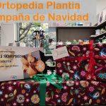 Campaña de Navidad 2020 en Ortopedia Plantia