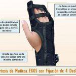 Ortesis EXOS 4 Finger Support